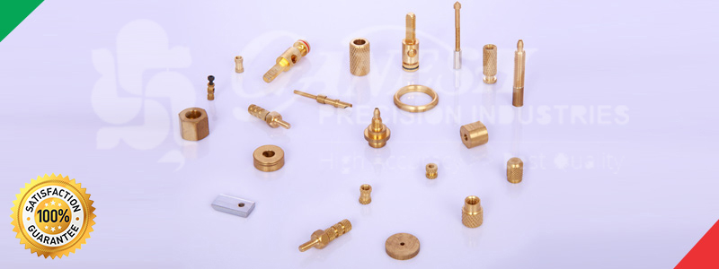 Automat Turned Components