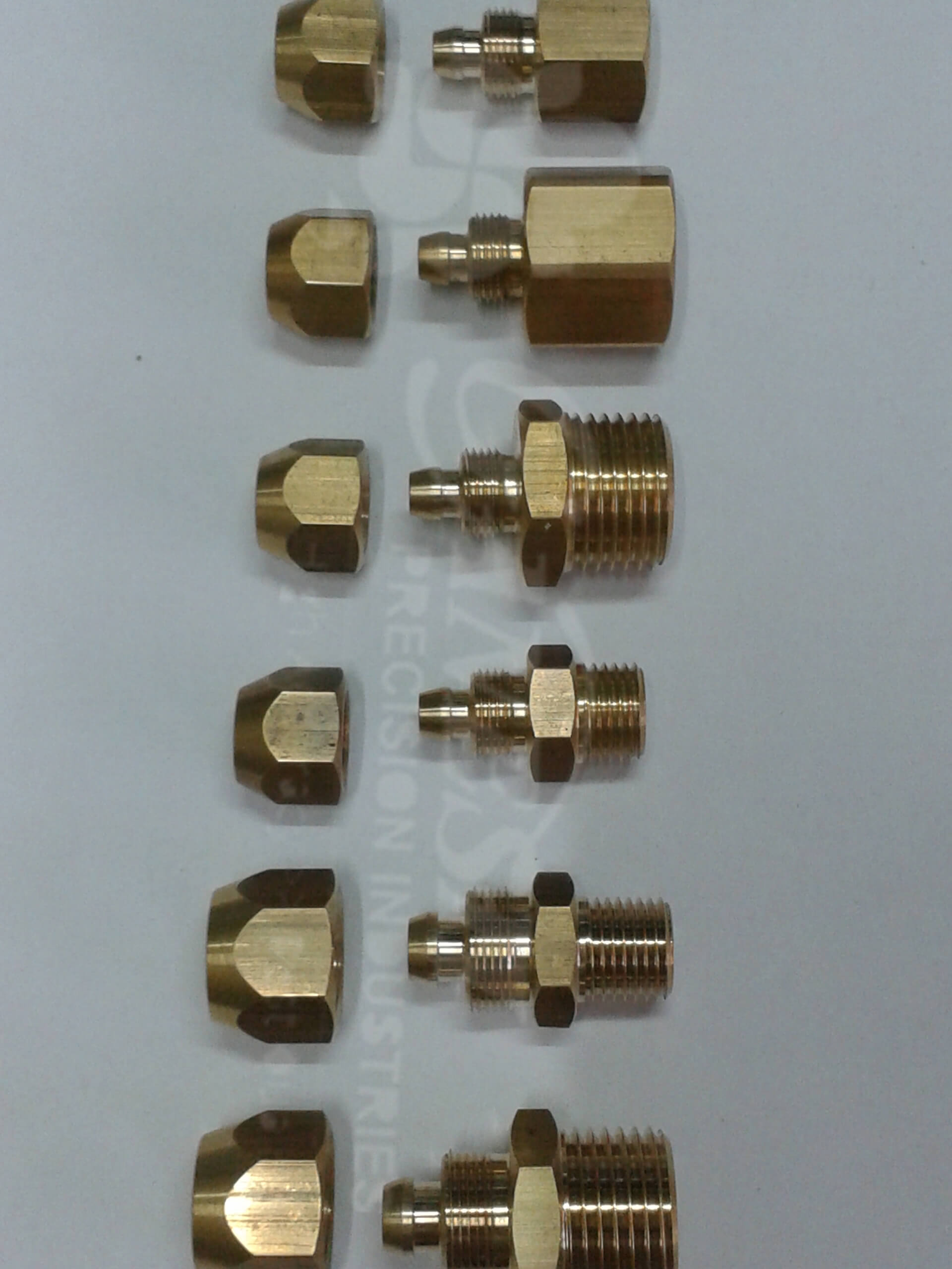 PU Connector Brass & M.S. Quick Release Components Manufacturer in Pune