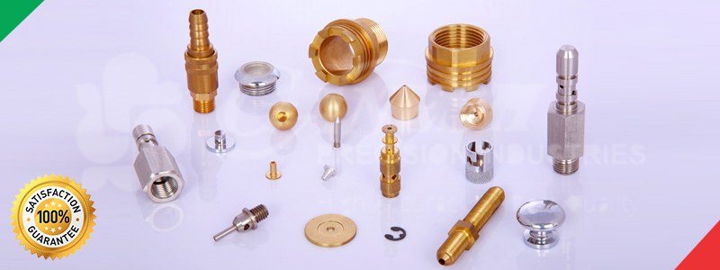 CNC Turned Components Manufacturer in Pune, India
