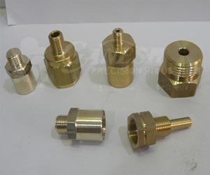 CNC Turned Components Mumbai