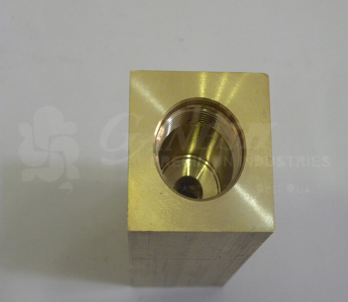 Brass Body CNC Auto Parts Pune