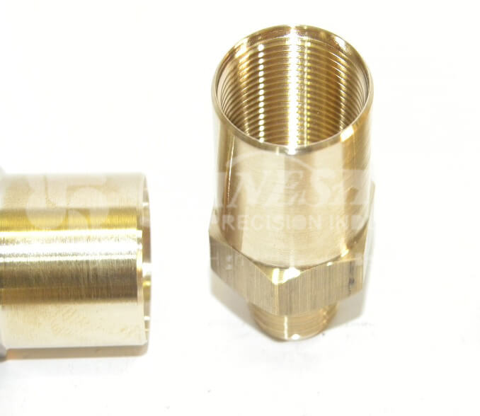 CNC Brass Body Temperature Switch Pune