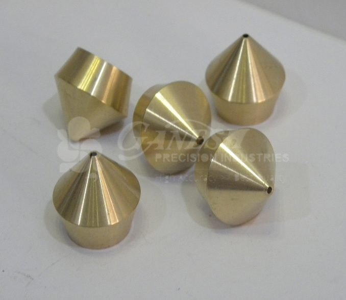 High Precision CNC Turned Parts in Pune, India