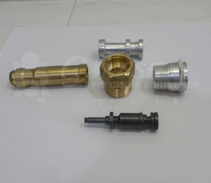 Precision Turned Parts in Pune