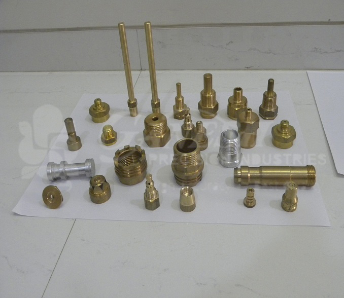 Precision Turned Components Suppliers India