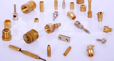 Precision Turned Components Manufacturers India