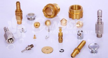CNC Turned Components India