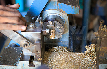 Precision Turned Components manufacturer mumbai